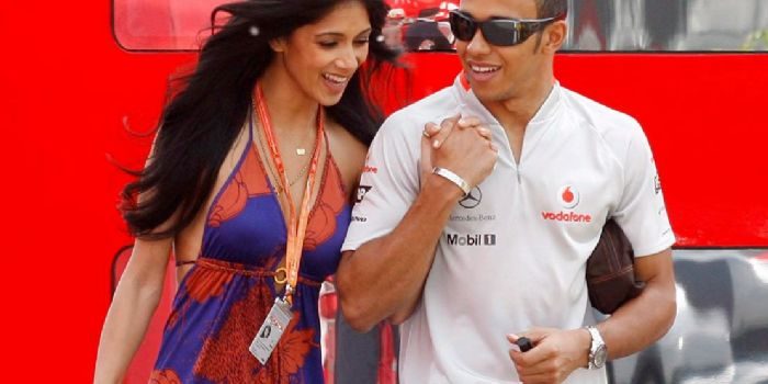 Who is lewis hamilton hookup june 2018