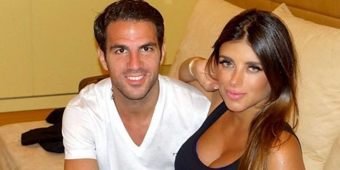 cesc fabregas dating