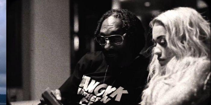 Rita Ora and Snoop Dogg