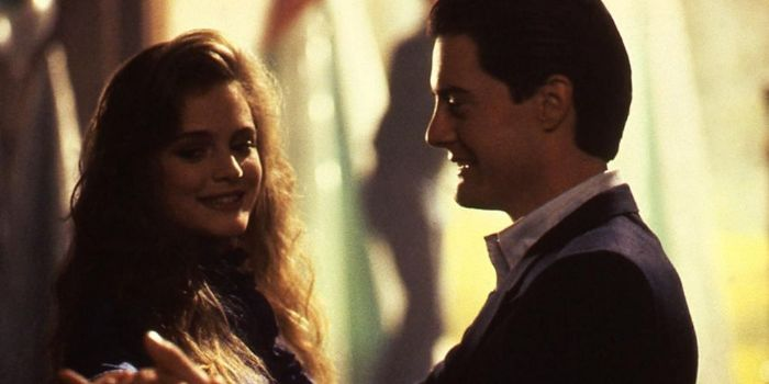 Heather Graham and Kyle MacLachlan