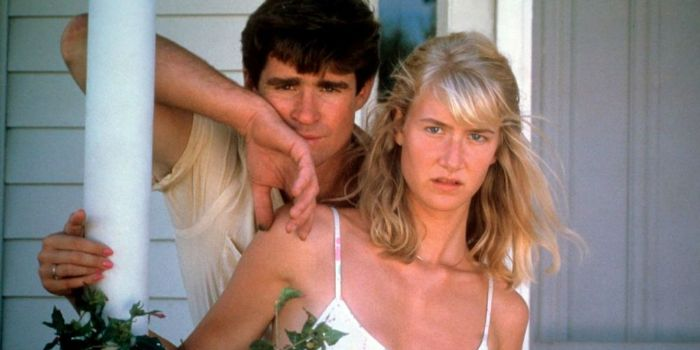 Laura Dern and Treat Williams