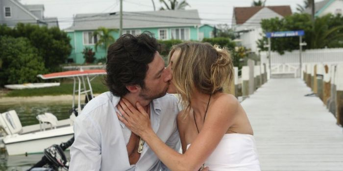 zach braff and sarah chalke relationship
