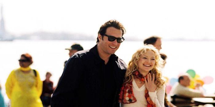 Kate Hudson and John Corbett