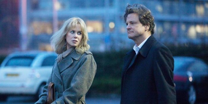 Colin Firth and Nicole Kidman
