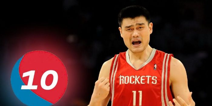 Yao ming dating