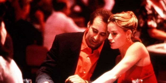 Nicolas Cage and Elisabeth Shue