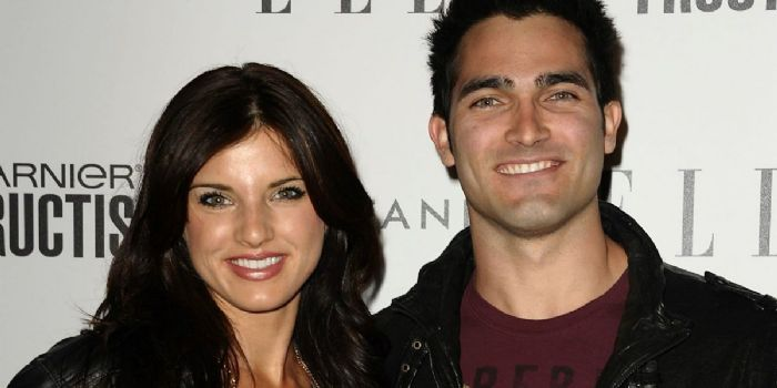 Rachele Brooke Smith and Tyler Hoechlin