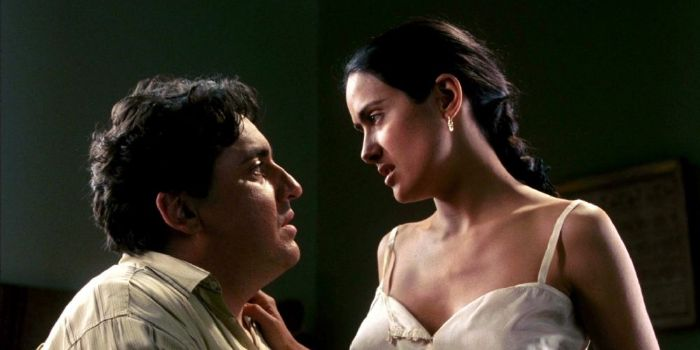 Salma Hayek and Alfred Molina