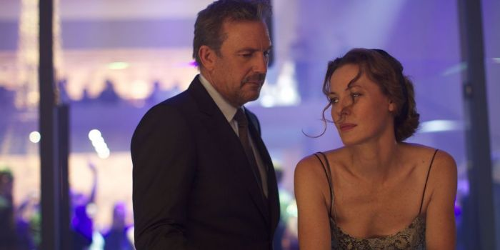 Kevin Costner and Connie Nielsen