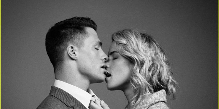 colton haynes and emily bett rickards dating After years of rumors and a headline making tumblr post, colton haynes confirms he's gay but the industry may care more than fans.