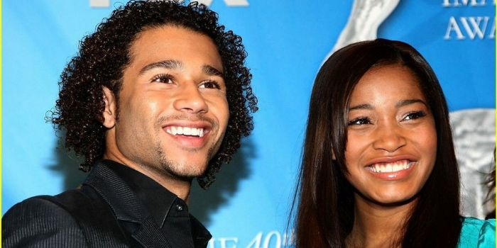 Bleu corbin dating keke palmer