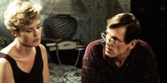 Jessica Lange and Nick Nolte