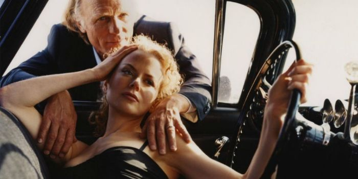 Nicole Kidman and Ed Harris