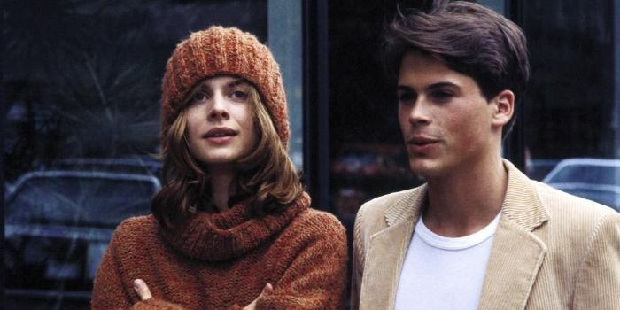 Nastassja Kinski and Rob Lowe