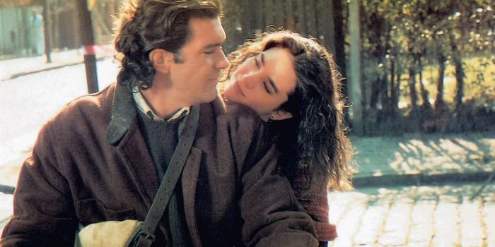 Antonio Banderas and Jennifer Connelly