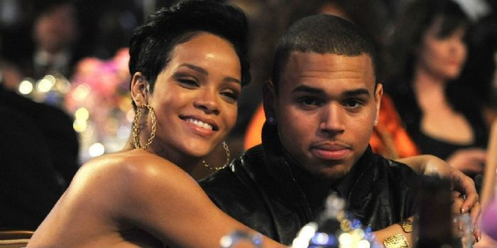 Rihanna Fenty and Chris Brown