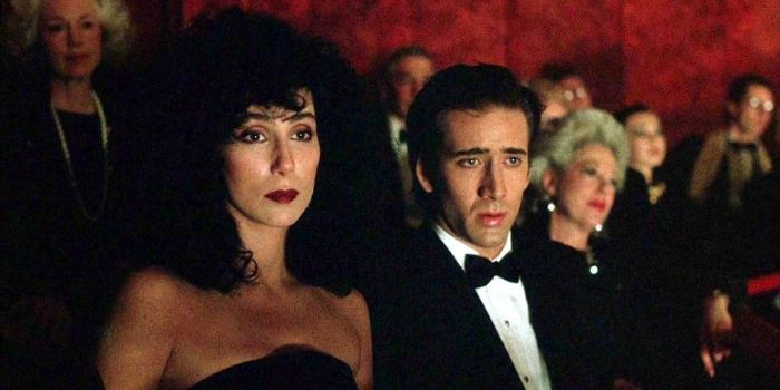 Cher and Nicolas Cage
