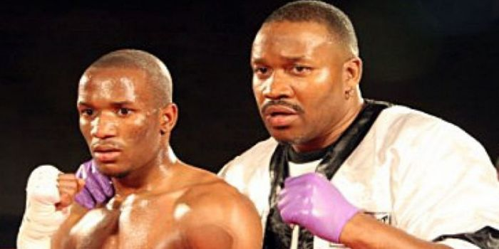 Tim Witherspoon Jr  (Fighter)