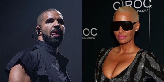 Now Drake and Amber Rose might be dating