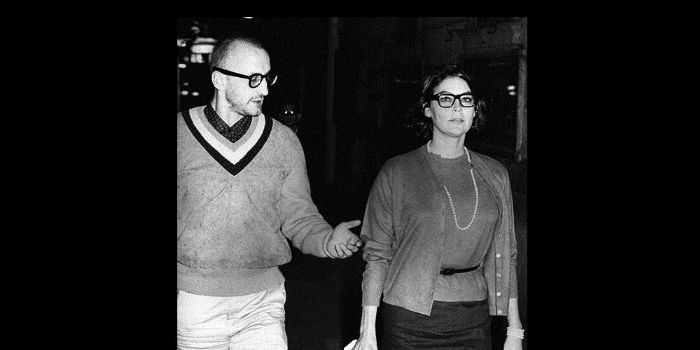 Ava Gardner and George C. Scott