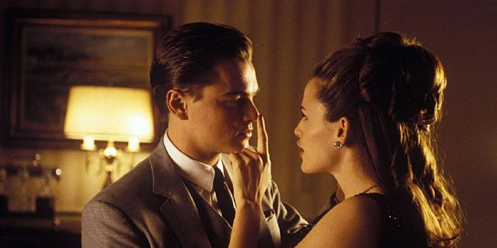 Jennifer Garner and Leonardo DiCaprio