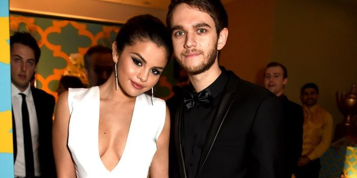 Selena Gomez and Zedd (producer)