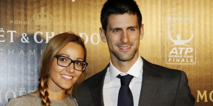 Novak djokovic who is he dating