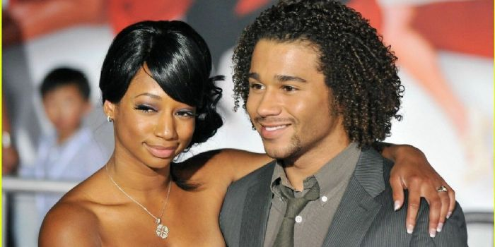 corbin bleu and monique coleman relationship