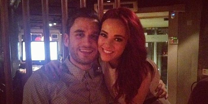 Stephanie Davis confirms romance with Hollyoaks co-star ...