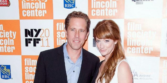 Judy Greer and Dean E. Johnsen