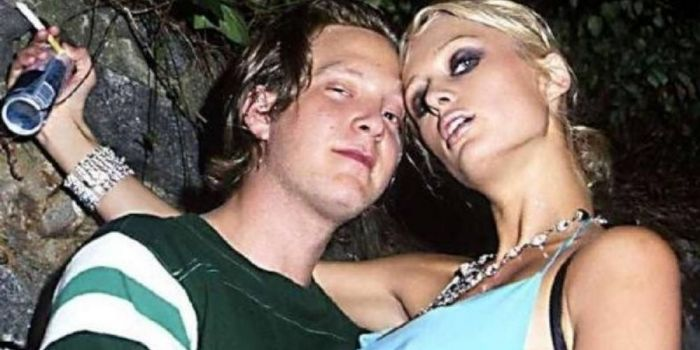 Randy Spelling and Paris Hilton