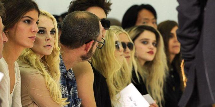 Jared Leto and Ashley Olsen