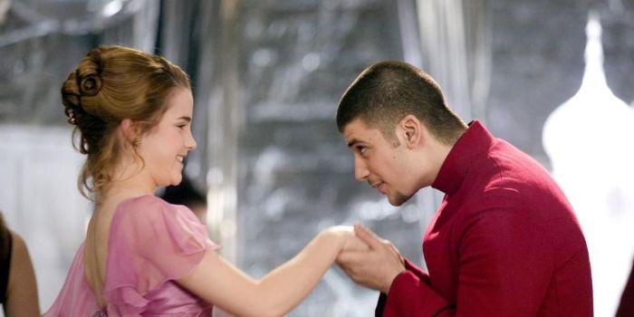 Emma Watson and Stanislav Ianevski