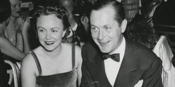 Robert Montgomery family