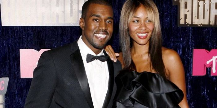 Kanye West and Alexis Eggleston