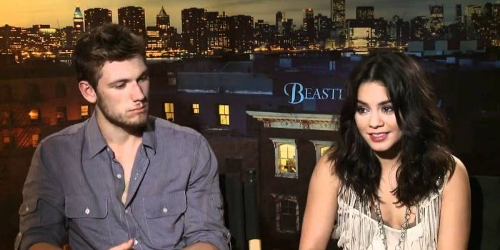 Vanessa Hudgens and Alex Pettyfer