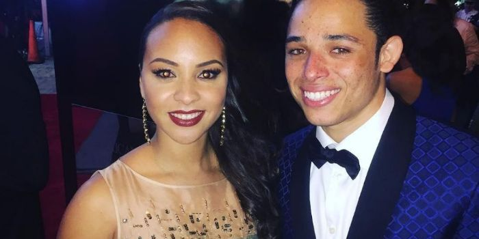 Image result for anthony ramos and jasmine cephas jones