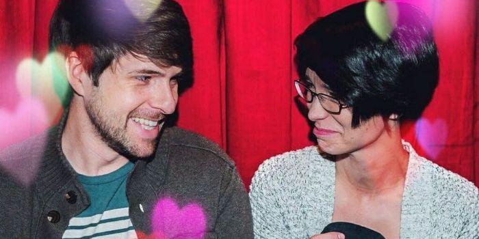 ian hecox and pamela horton - dating, gossip, news, photos
