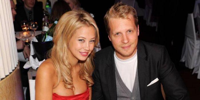Oliver Pocher and Alessandra Meyer-W&#xF6 ...
