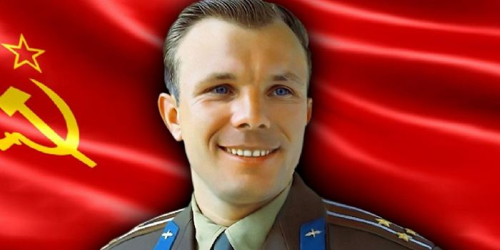yuri gagarin full name - photo #2