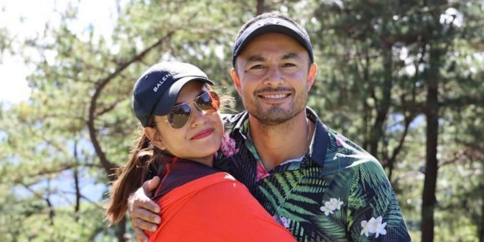 Derek Ramsay and Andrea Torres