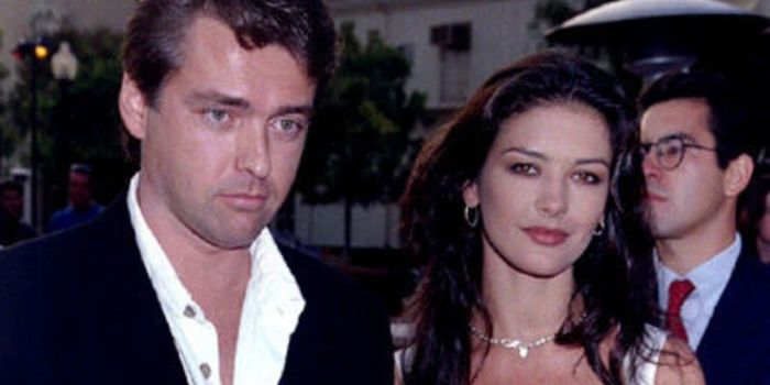 Angus MacFadyen and Catherine Zeta-Jones
