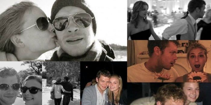 Emily Vancamp Chris Pratt Emily VanCamp and Jose...