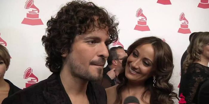 Tommy Torres and Karla Monroig