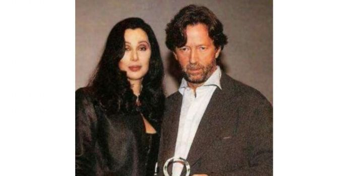 Cher and Eric Clapton