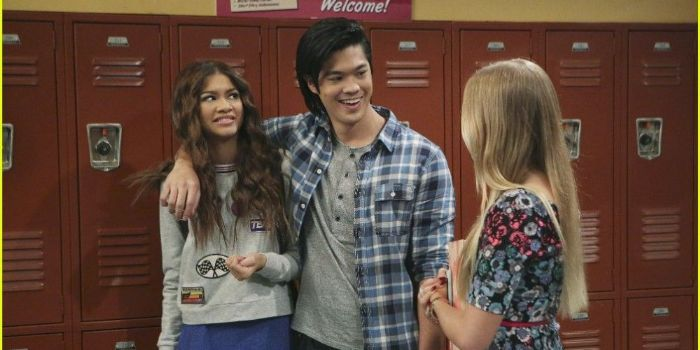 ross butler and zendaya dating in real life