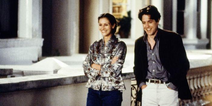 Julia Roberts and Hugh Grant