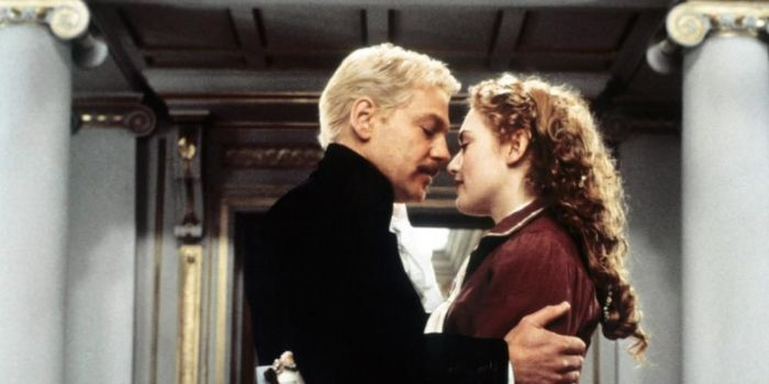 Kate Winslet and Kenneth Branagh