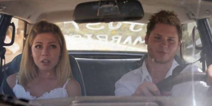 Jennette McCurdy and Matt Shively