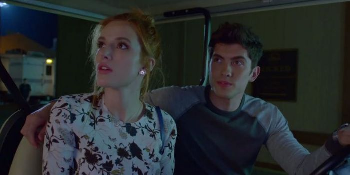 Bella Thorne and Carter Jenkins